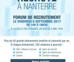 La U Arena recrute à Nanterre le 08 Septembre